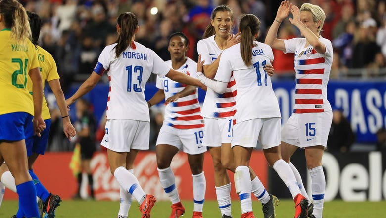 90 in 90: United States vs. Brazil | 2019 SheBelieves Cup