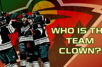 Digital Extra: Who is the Wild's team clown?