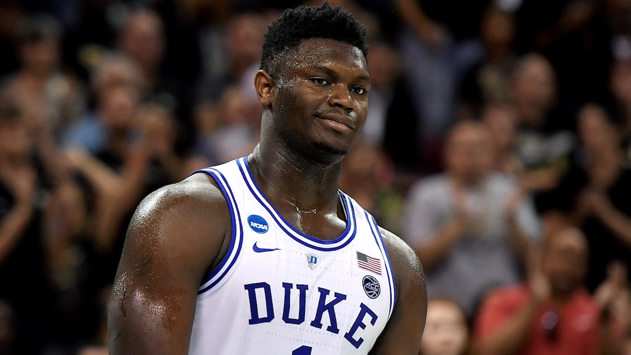 Shannon Sharpe doesn t think Zion WIlliamson is a worldwide top-50 player  right now 5a1418275