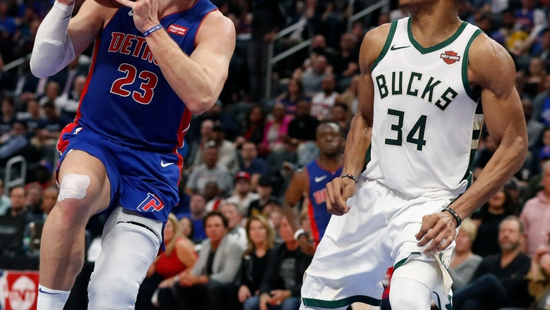 Pistons returned to playoffs but still have a way to go
