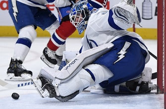 Lightning stumble in Montreal, drop consecutive games for only 2nd time all season