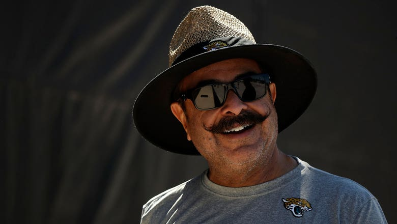 """Jaguars owner Shad Khan looking for """"creative solutions"""" to improve TIAA Bank Field"""