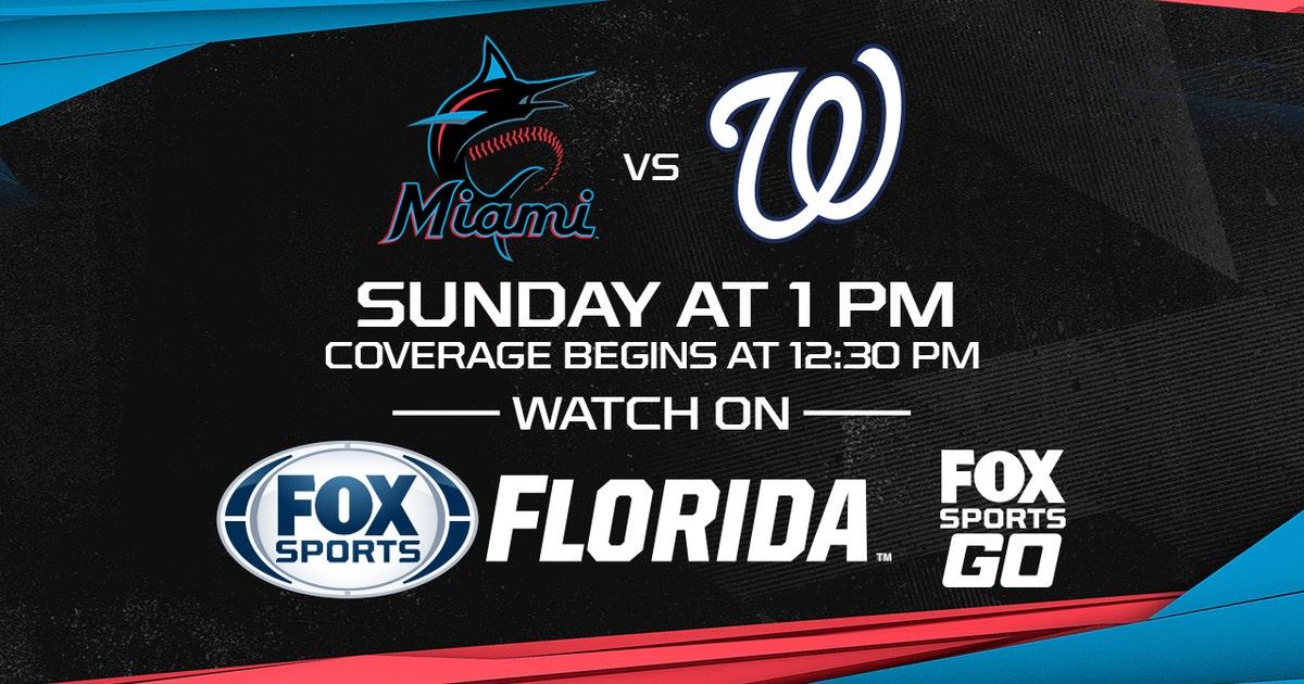 Washington Nationals at Miami Marlins game preview