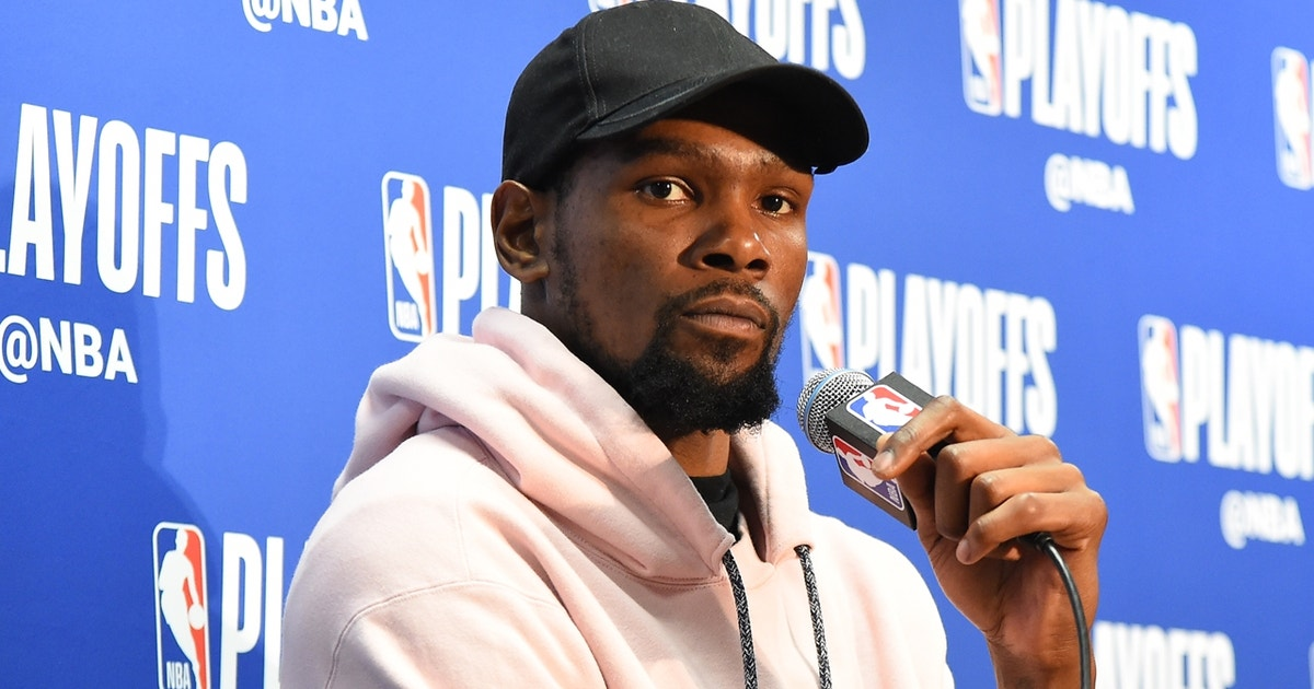 'KD totally lacks self awareness': Nick Wright addresses Durant's comments regarding the media