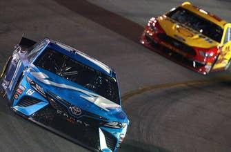 Michael Waltrip breaks down the final laps at Richmond Raceway