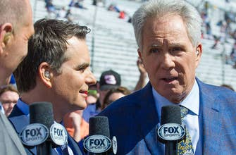 Jeff Gordon, Chad Knaus and Joey Logano react to Darrell Waltrip's retirement