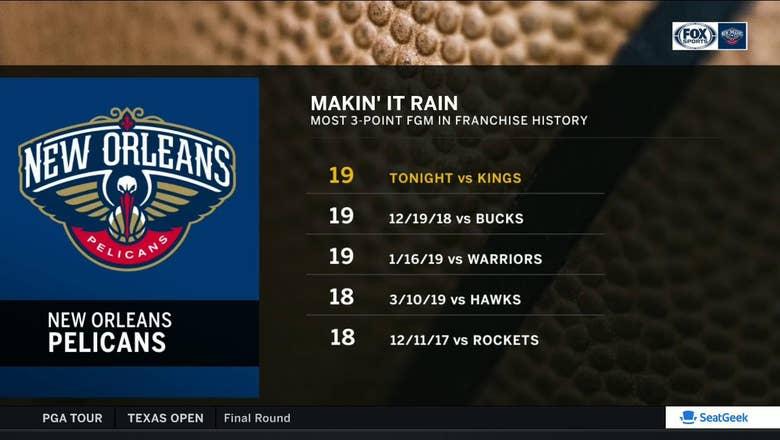 New Orleans beats Sacramento in final road win of season | Pelicans Live