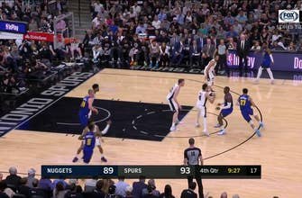 HIGHLIGHTS: White Steal leads to Belinelli Three