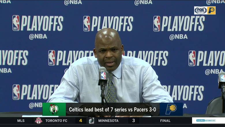 McMillan: 'We just didn't have patience' in 12-point third quarter