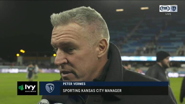 Vermes on San Jose: 'They deserve the points'