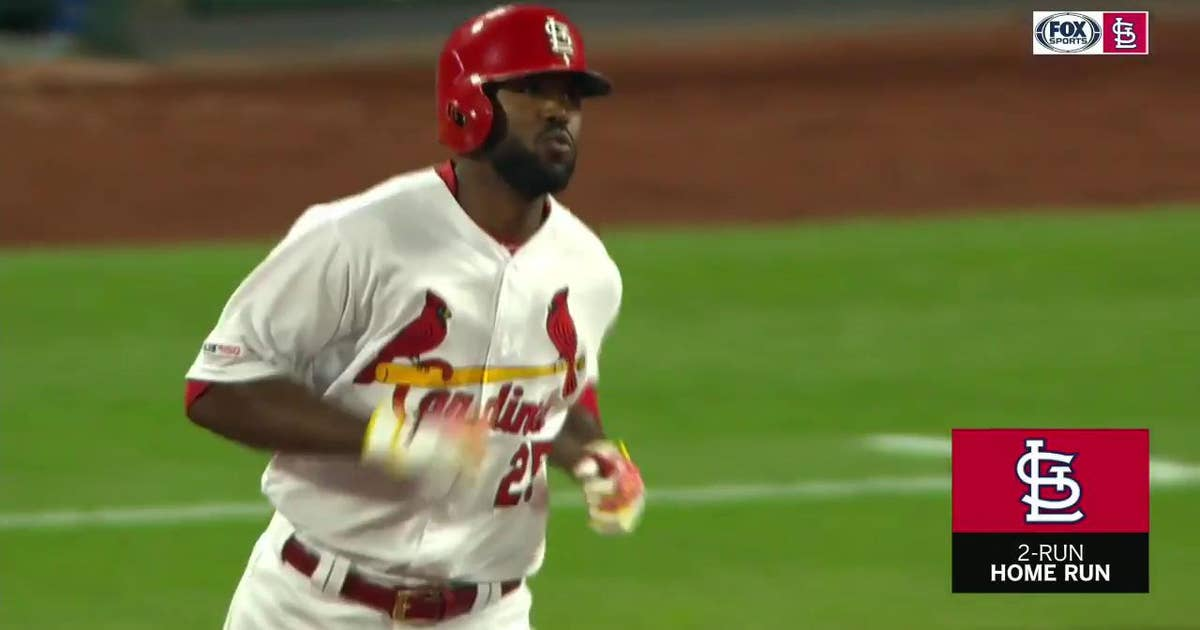 WATCH: Fowler hits a two-run homer during his four-hit night