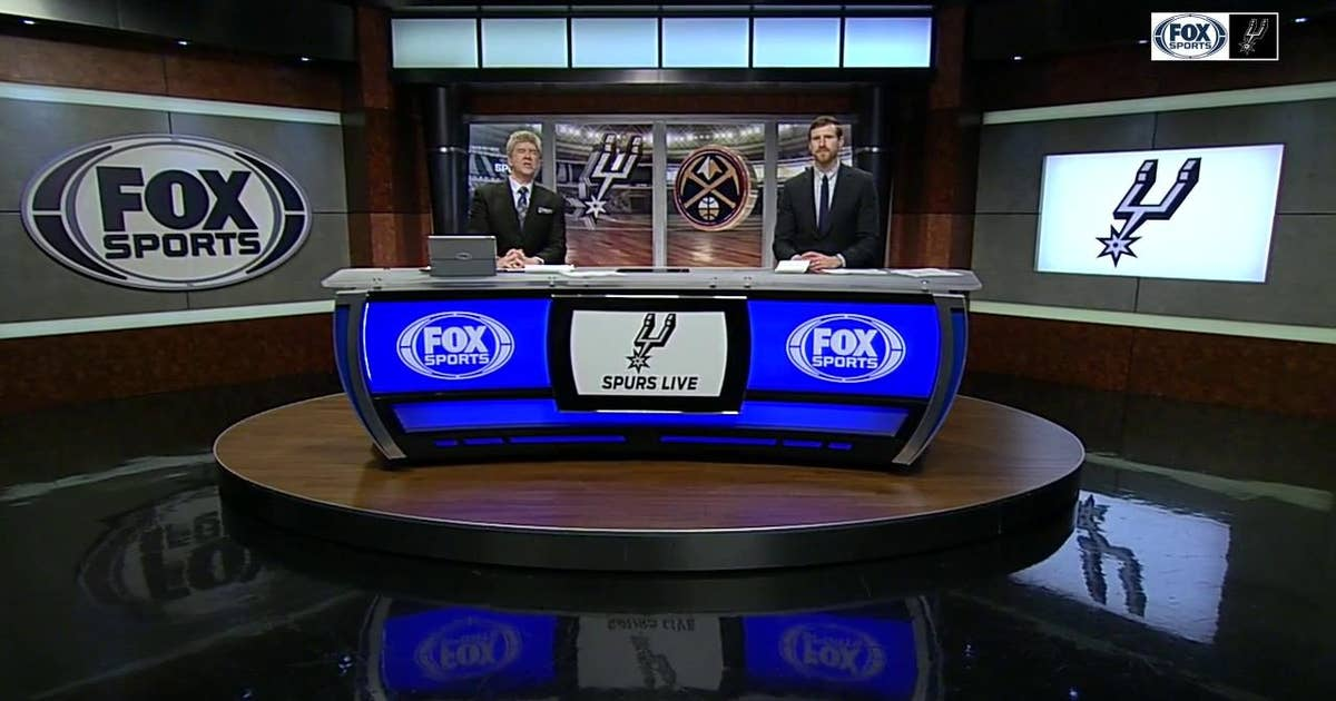 Spurs Look to Game 6 after tough loss in Denver | Spurs Live