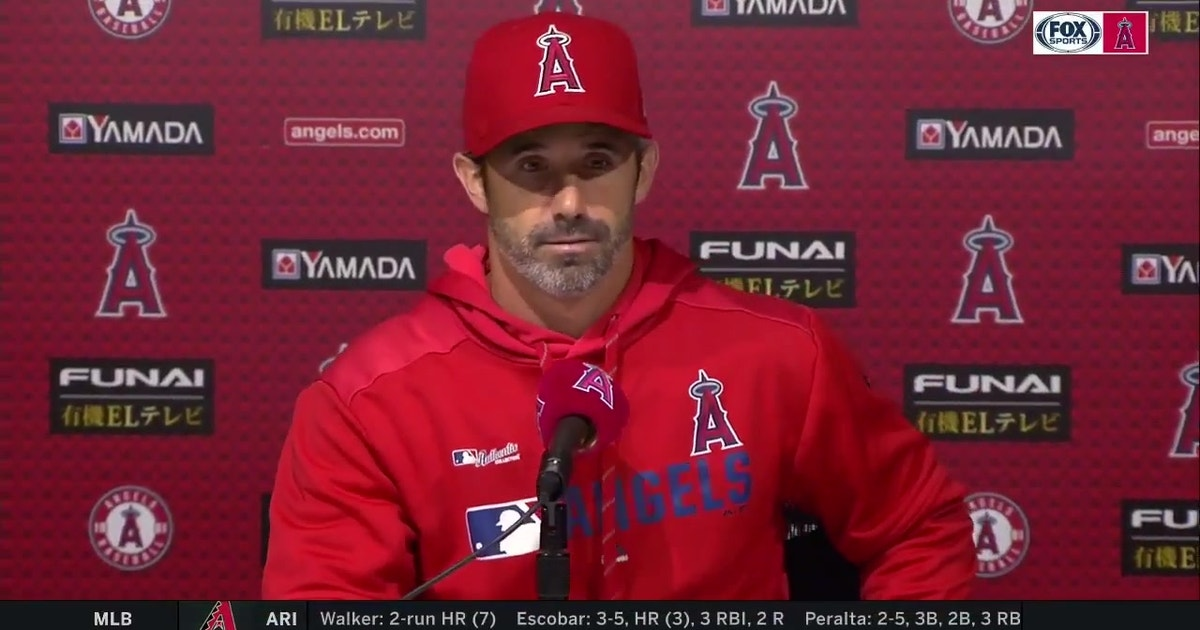 """Ausmus: """"It really was a great baseball game all around on both sides"""""""