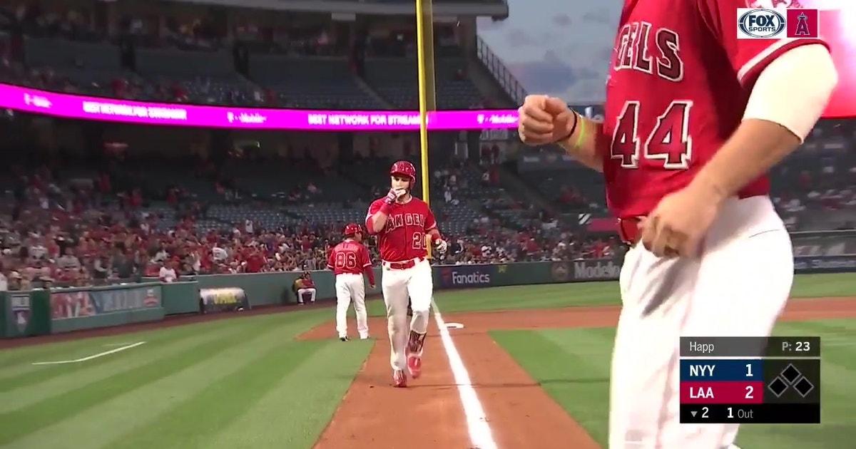 HIGHLIGHTS: Yankees and Angels 14 inning nail-biter!