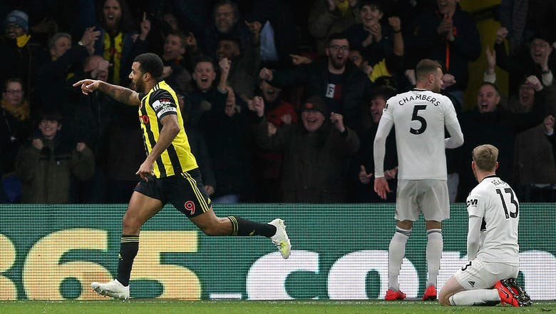 Fulham's relegation confirmed with 4-1 loss at Watford