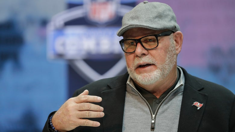 Arians takes crack at turning around struggling Buccaneers