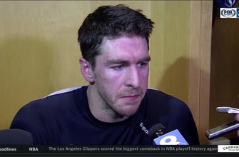 Ryan McDonagh critical of Lightning's pace, cohesion after 1st-round exit