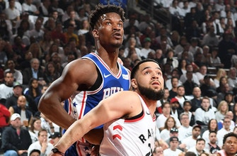 87f0d7e0da1 ... Bayless believes Jimmy Butler and the 76ers play better with their  backs against the wall. FOX Sports - 10 21 AM ET April 30