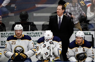 Buffalo Sabres fire coach Phil Housley after 2 seasons