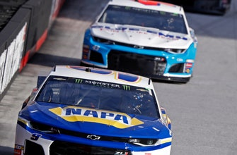 Harvick's car fails inspection and earns Bristol penalty