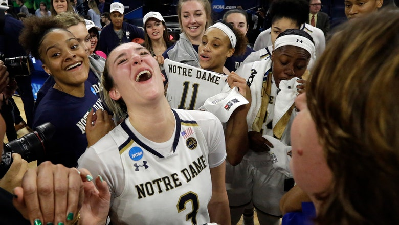 Baylor, Notre Dame advance to Final Four with routs