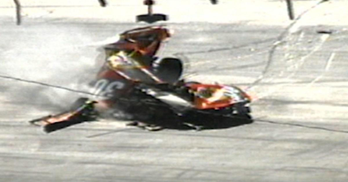 Michael Waltrip looks back at his horrific crash at Bristol in 1990
