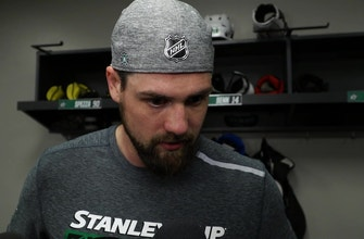 Jamie Benn on Playoffs: 'We're all excited to get going'