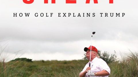 """<p>               This book cover image provided by Hachette Books is of a new book by former sports columnist Rick Reilly titled """"Commander in Cheat: How Golf Explains Trump.""""  Reilly documents dozens of examples of exaggerations and underhanded play by the president. Reilly tells The Associated Press there have been """"dozens and dozens of people that can declare him guilty of cheating."""" (Hachette Books via AP)             </p>"""