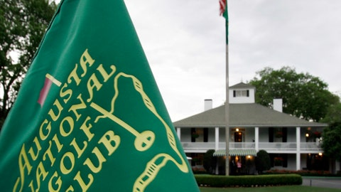 <p>               FILE - In this April 4, 2007, file photo, cloudy skies appear above the clubhouse at the Augusta National Golf Club in Augusta, Ga. Several members of a Texas family have been charged with federal crimes in what prosecutors say was a scheme that used stolen identities to get tickets to the Masters golf tournament, then resell those tickets at a healthy profit. (AP Photo/David J. Phillip, File)             </p>