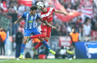 Hertha Berlin coach Pal Dardai under pressure after 5th loss