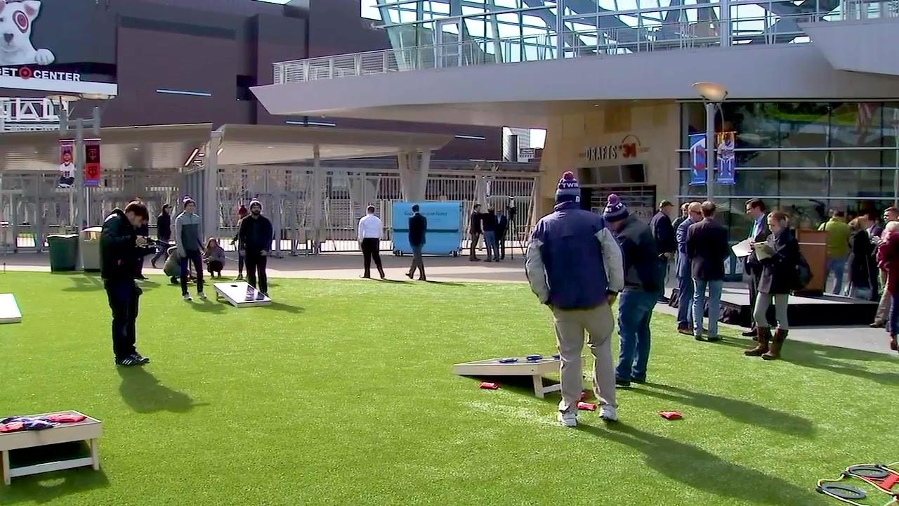 What's Cool @ Target Field: Gate 34 Experience