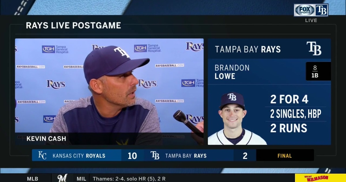 Kevin Cash on Blake Snell's return, Joey Wendle's injury