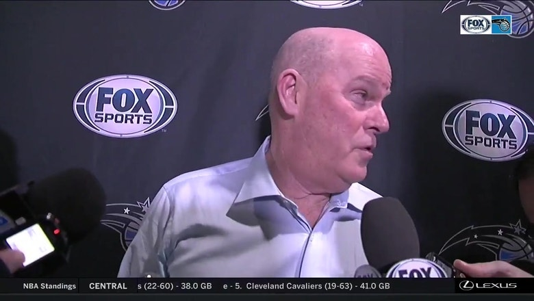 Steve Clifford highlights season-high 35 points from Terrence Ross