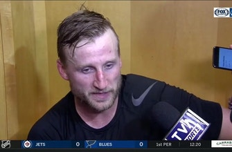 Steven Stamkos on 1st-round sweep: 'I don't know what to say, it sucks'