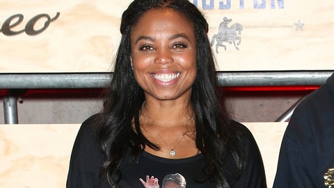 "<p>               FILE - This Feb. 3, 2017 file photo shows Jemele Hill at ESPN: The Party 2017 in Houston, Texas. The former ESPN host, best known to the non-sports world for tweets about President Donald Trump that provoked the White House to unsuccessfully seek her firing, launches a weekly podcast Monday on Spotify. Called ""Jemele Hill is Unbothered,"" she'll conduct interviews and give commentary on sports, politics and culture. (Photo by John Salangsang/Invision/AP, File)             </p>"