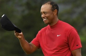 Jason Whitlock says two things stopping Tiger Woods from breaking Majors record — health and competition