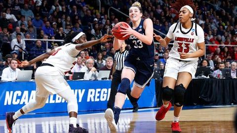 Katie Lou Samuelson, UConn, 6-3 guard