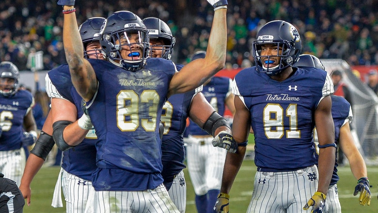 Linebacking corps still a question for Kelly, Lea, Irish