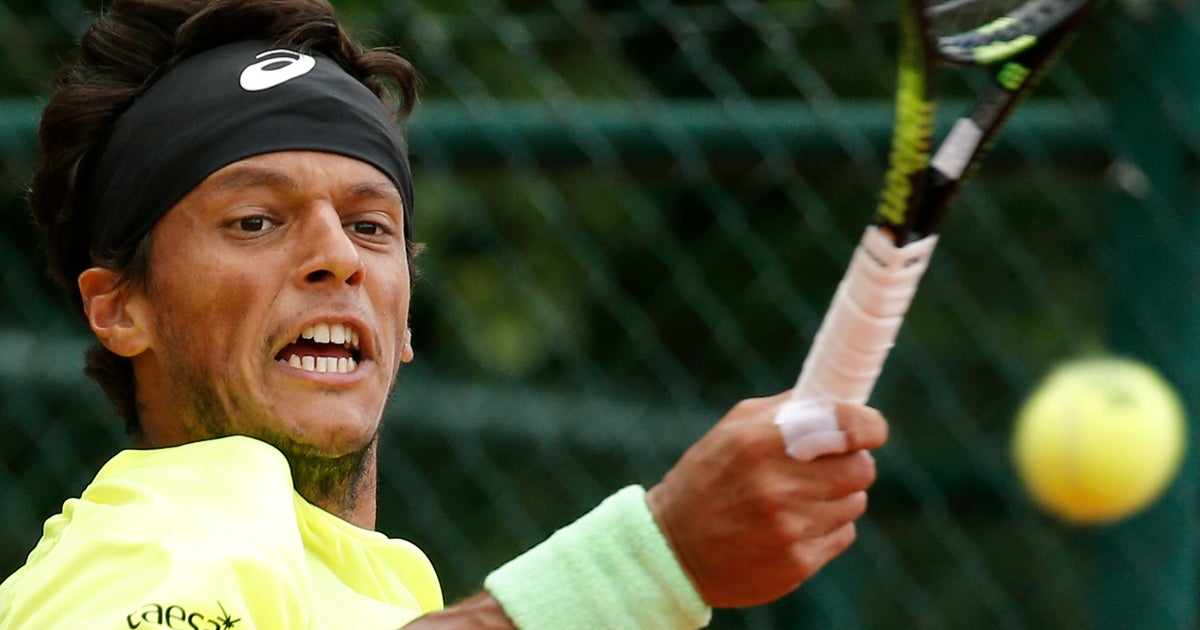Brazilian tennis player Souza provisionally suspended
