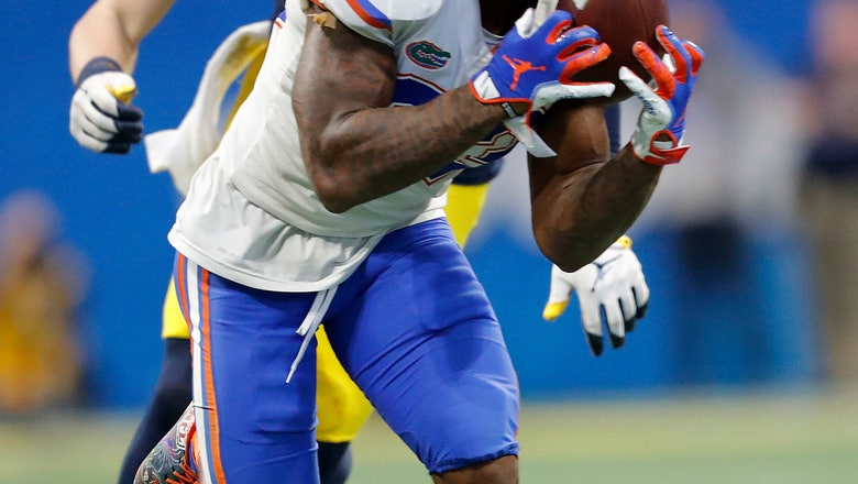 Saints move up again, snag Florida safety Gardner-Johnson