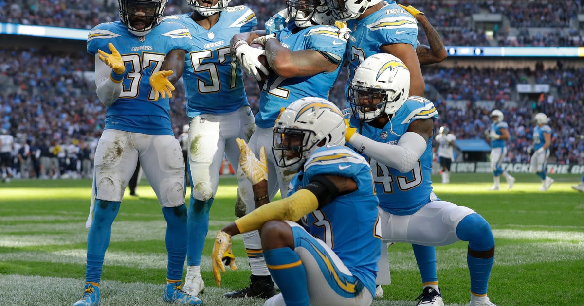 94d49983f Chargers to wear powder-blue jerseys as primary home uniform
