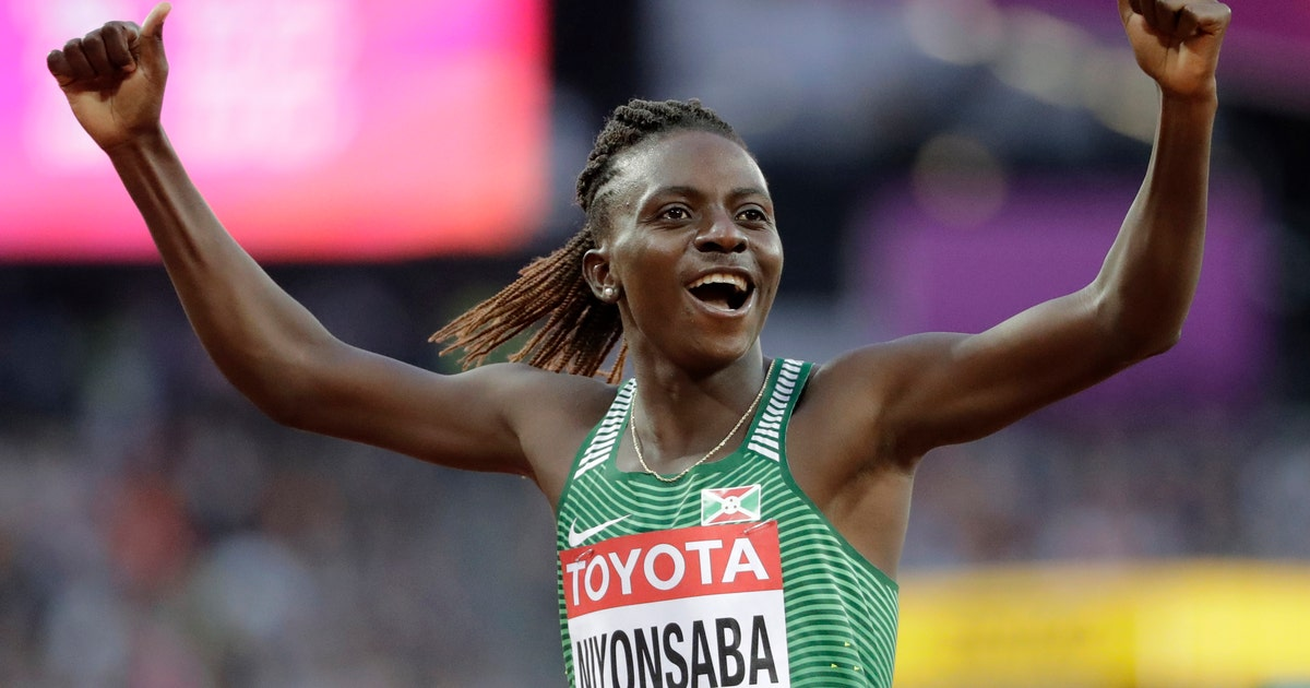 Olympic silver medalist also has testosterone condition
