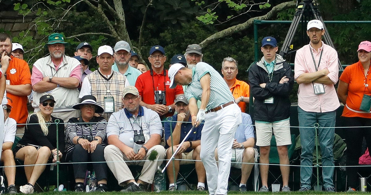 Justin Thomas launches foundation for children, military