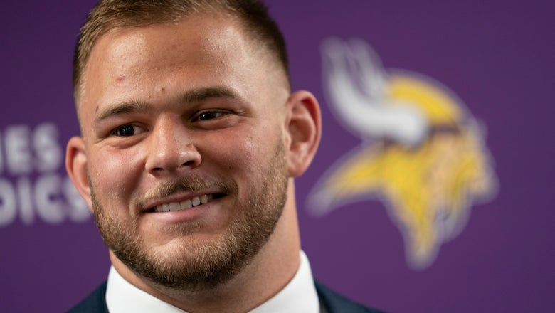 Vikings take Alabama tight end Irv Smith Jr. in 2nd round