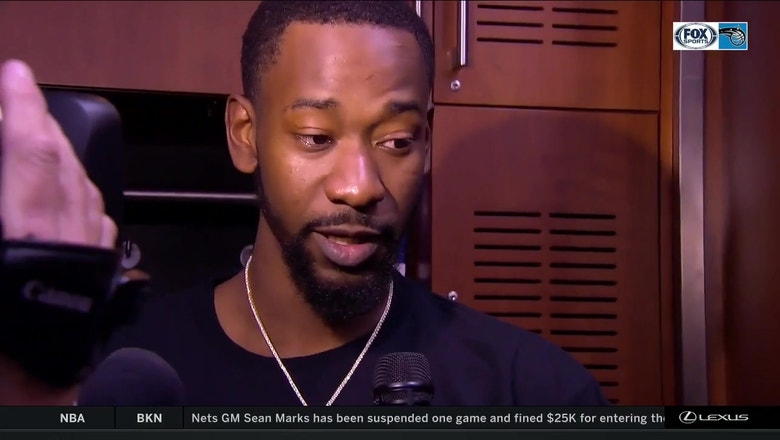 Terrence Ross on Kawhi Leonard's play in Game 4, Magic's mentality being down 3-1