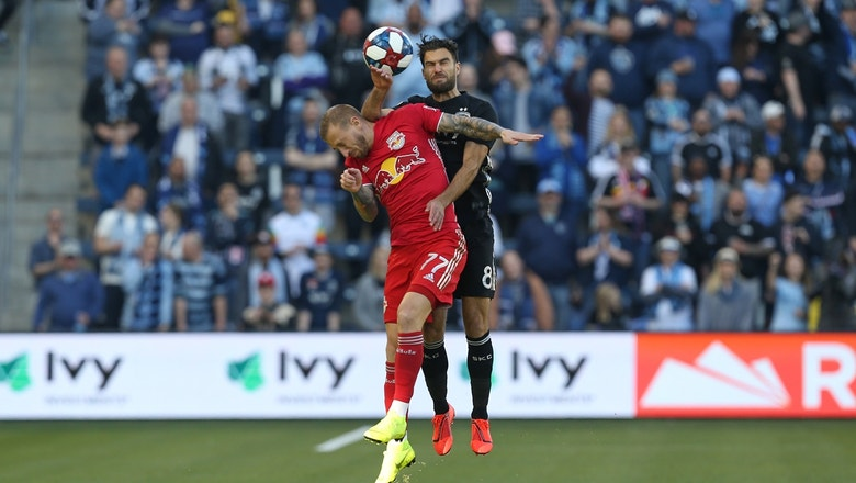 90 in 90: Sporting Kansas City vs. New York Red Bulls | 2019 MLS Highlights