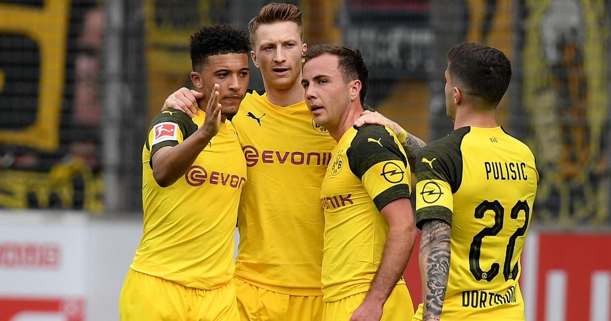 SC Freiburg vs. Borussia Dortmund | 2019 Bundesliga Highlights