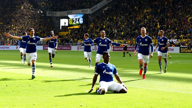 Borussia Dortmund vs. FC Schalke 04 | 2019 Bundesliga Highlights
