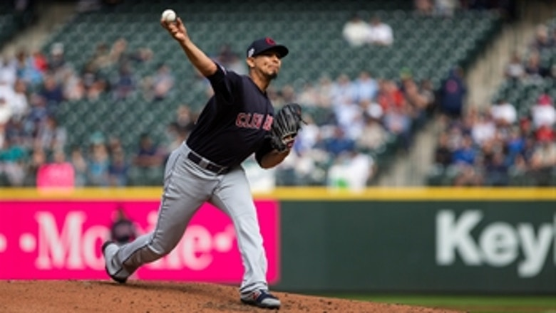 Carrasco dazzles with 12 strikeouts in 1-0 win over Seattle