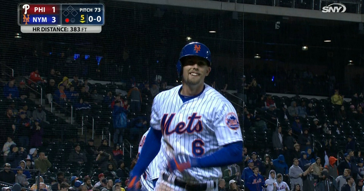 Jeff McNeil belts first homer of the year as Mets top Phillies